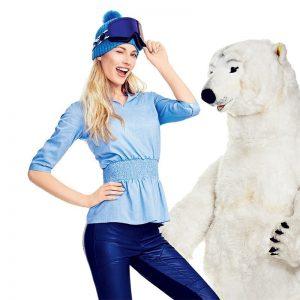nom d'une couture magazine burda automne hiver 2015 2016 chemise bleu a fronces