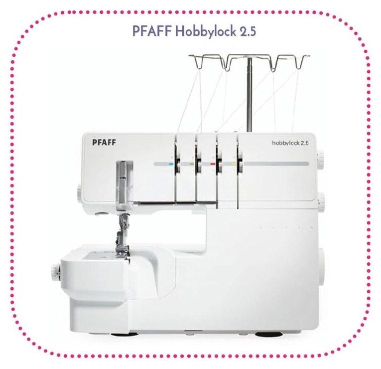 Surjeteuse Pfaff Hobbylock 2.5