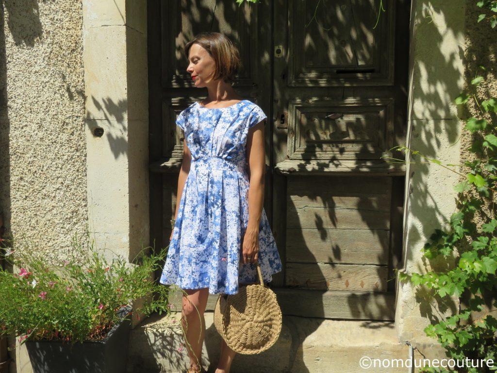 comment faire une robe andria