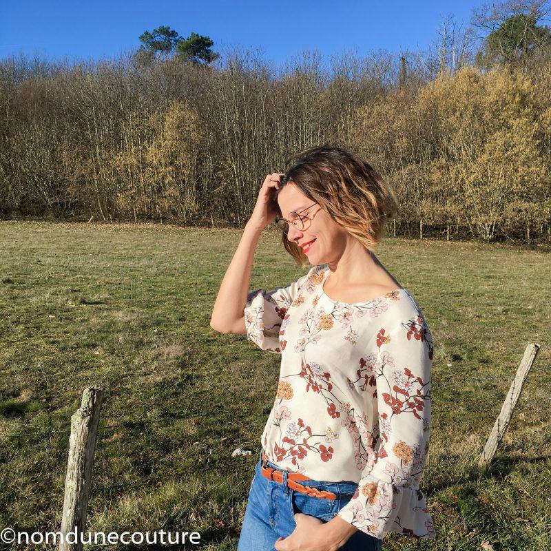 blouse Michaela sophie denys