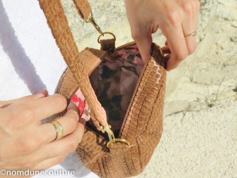 intérieur du sac rond sun nomdunecouture patterns