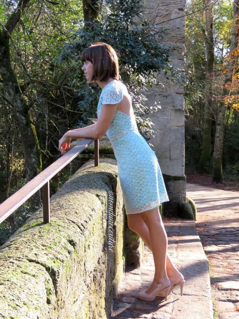 Nom d'une couture ! Ma robe ImagineLap (Louis Antoinette paris)