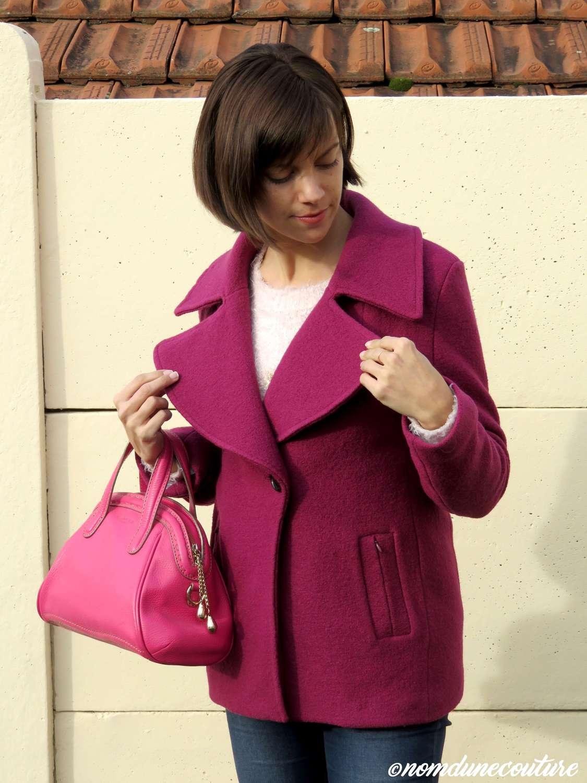Mon premier manteau, mon projet boulet