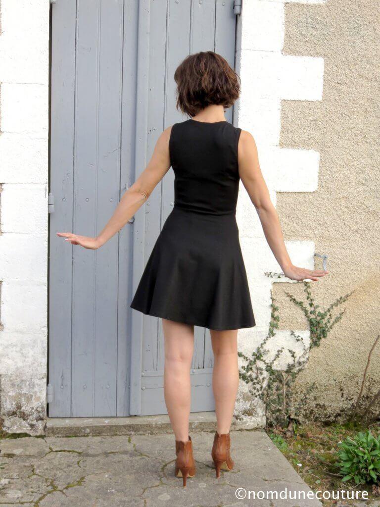 Zéphyr, ma petite robe noire / Nom d'une couture !