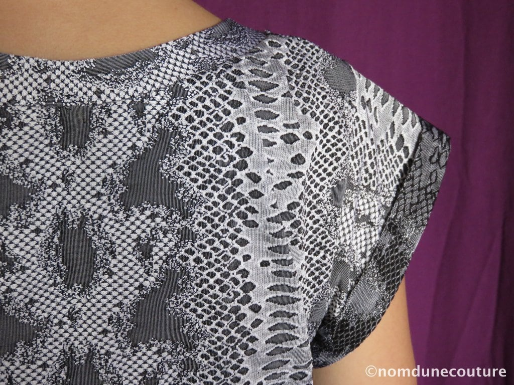 Nom d'une couture ! Top python Kommatia patterns