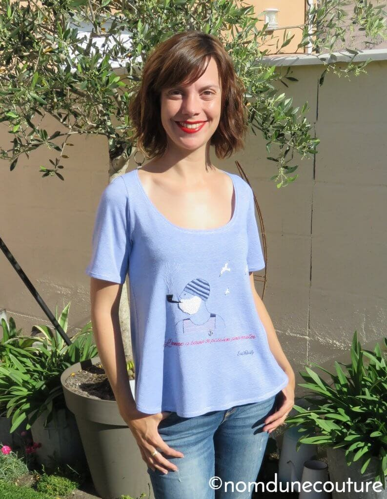 t-shirt Arsène Chez Machine