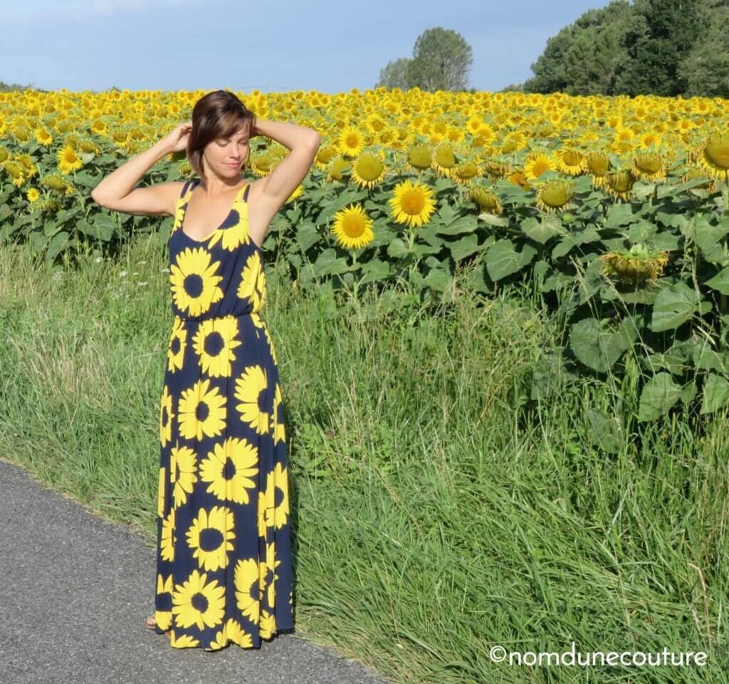 elle est pas belle ma robe ?