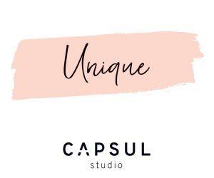 capsul studio vêtement unique cousu pour vous