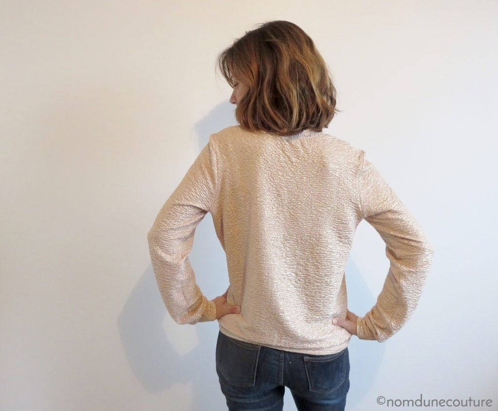 taille sweat courcelles fanny cozy little world