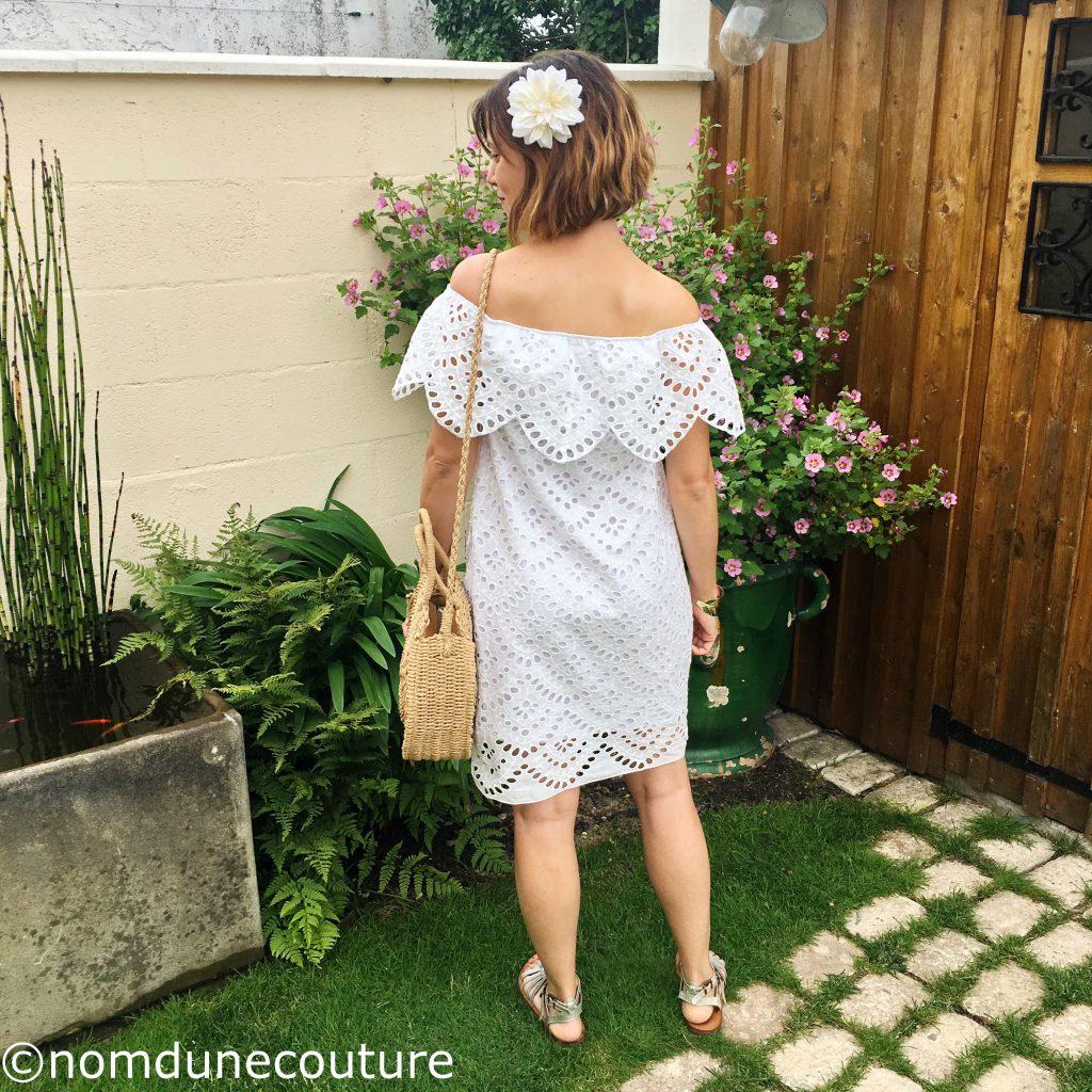 Apprendre à coudre une robe Bardot