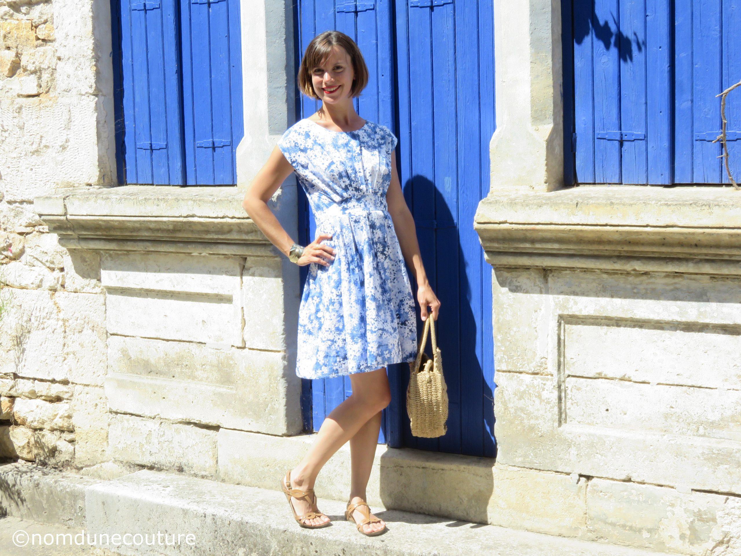 Robe Andria – Anne kerdilès couture