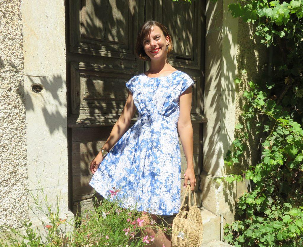 robe taille cintrée