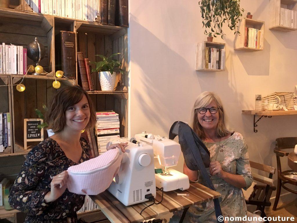 coudre un sac banane avec Christine petitsbonheurs1