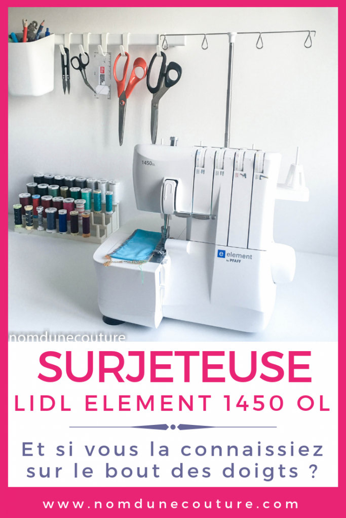 surjeteuse lidl element 1450 ol pinterest