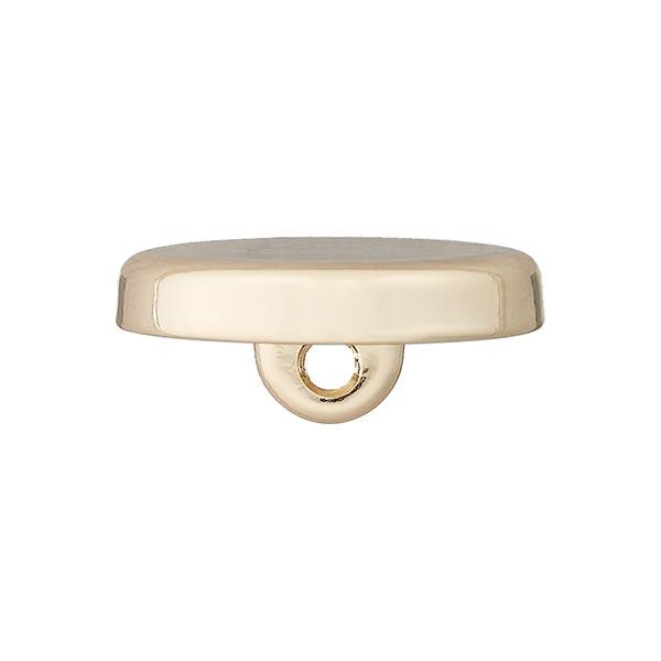 bouton métal doré 23 mm
