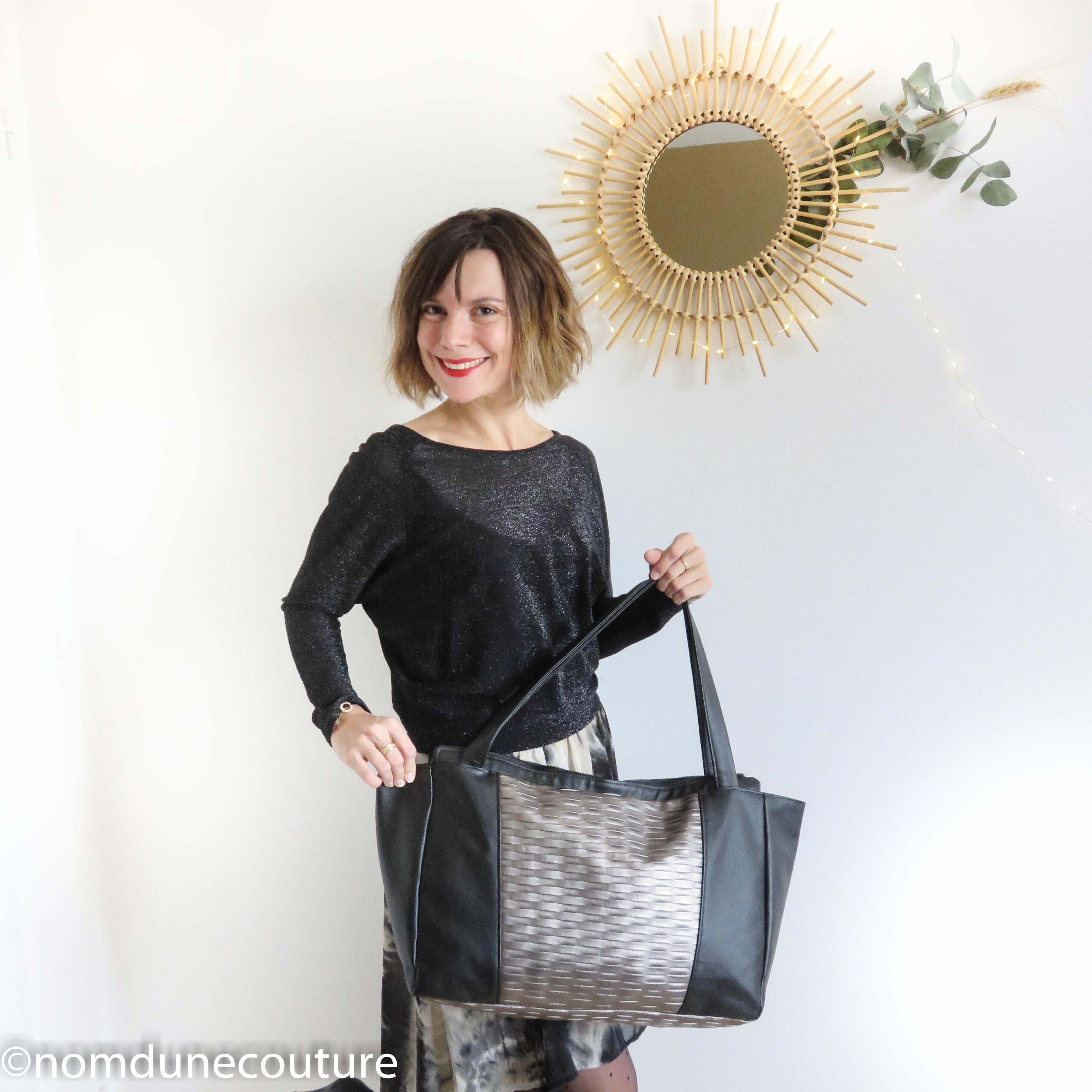 sac Emile petit patron couture