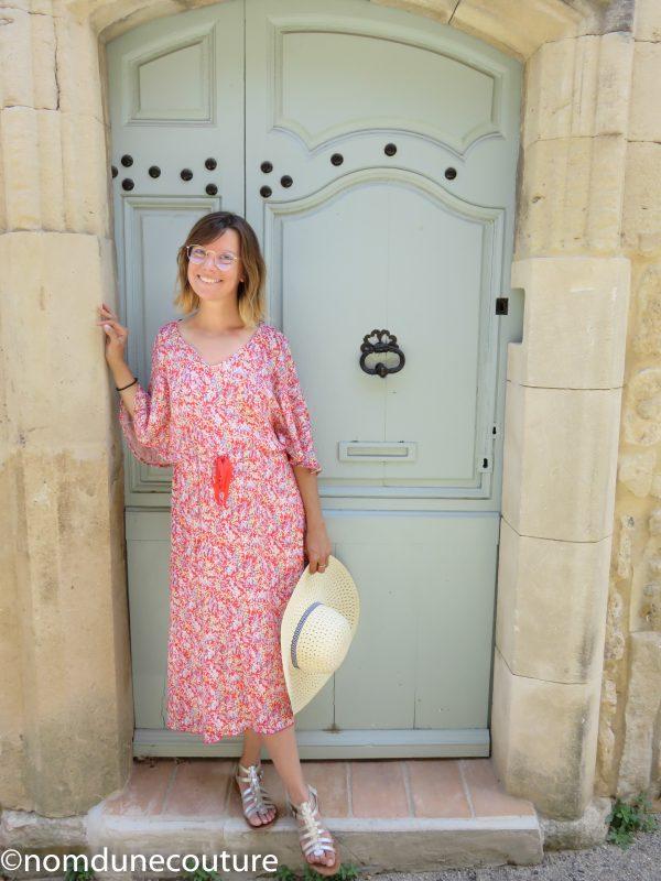 robe hélios atelier scammit en provence