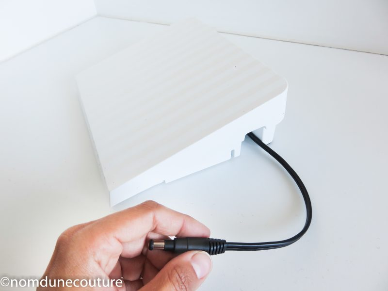 câble rétractable pédale brilliance 75q