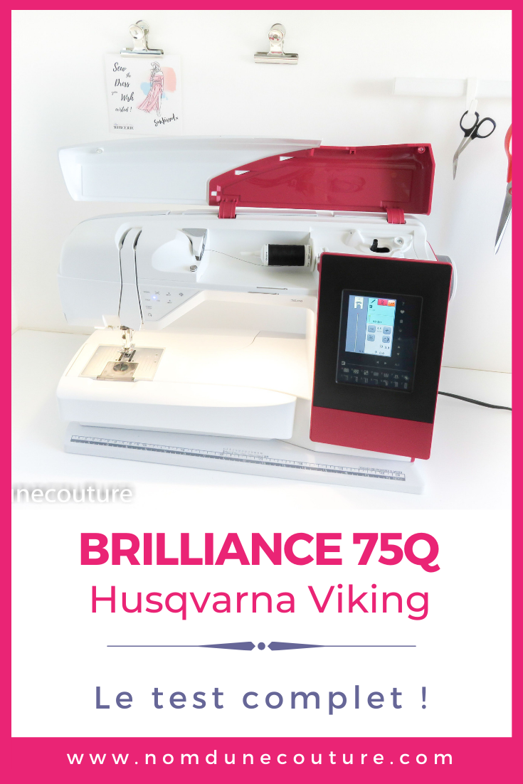Brilliance 75q husqvarna viking