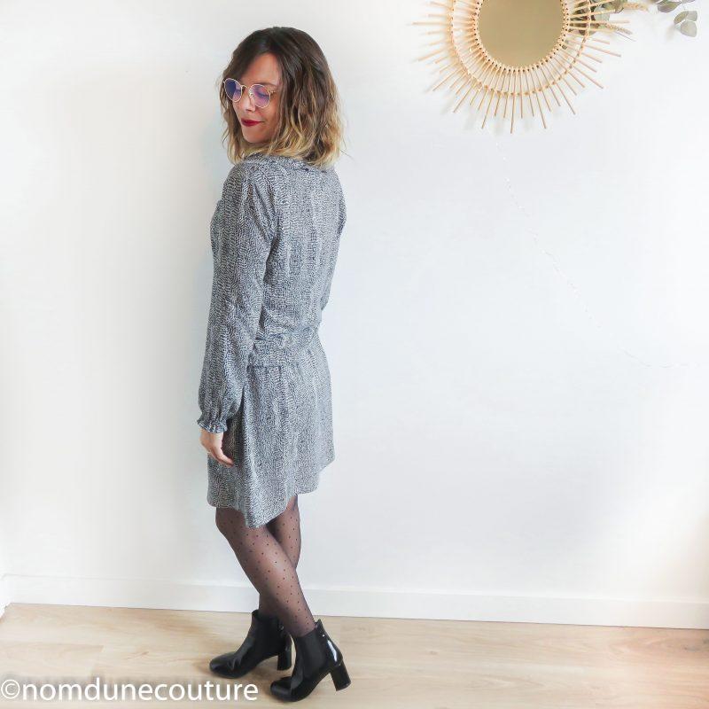 robe divine nom d'une couture et dress your body