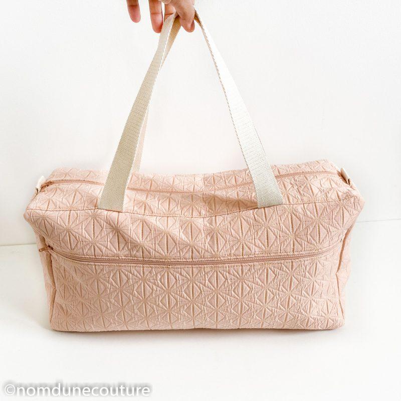 patron sac à tricot simone dos