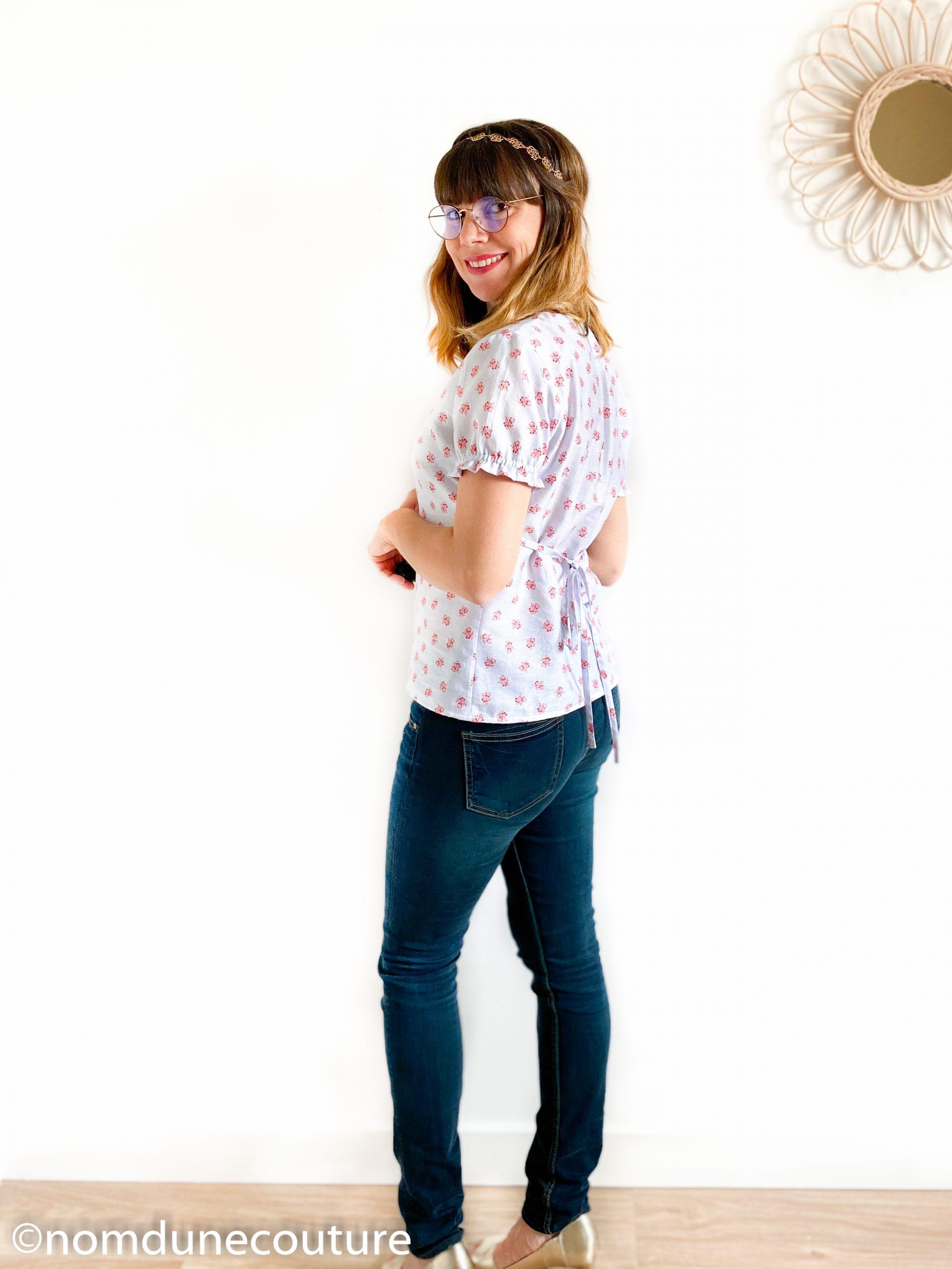 blouse divine d'été dress your body