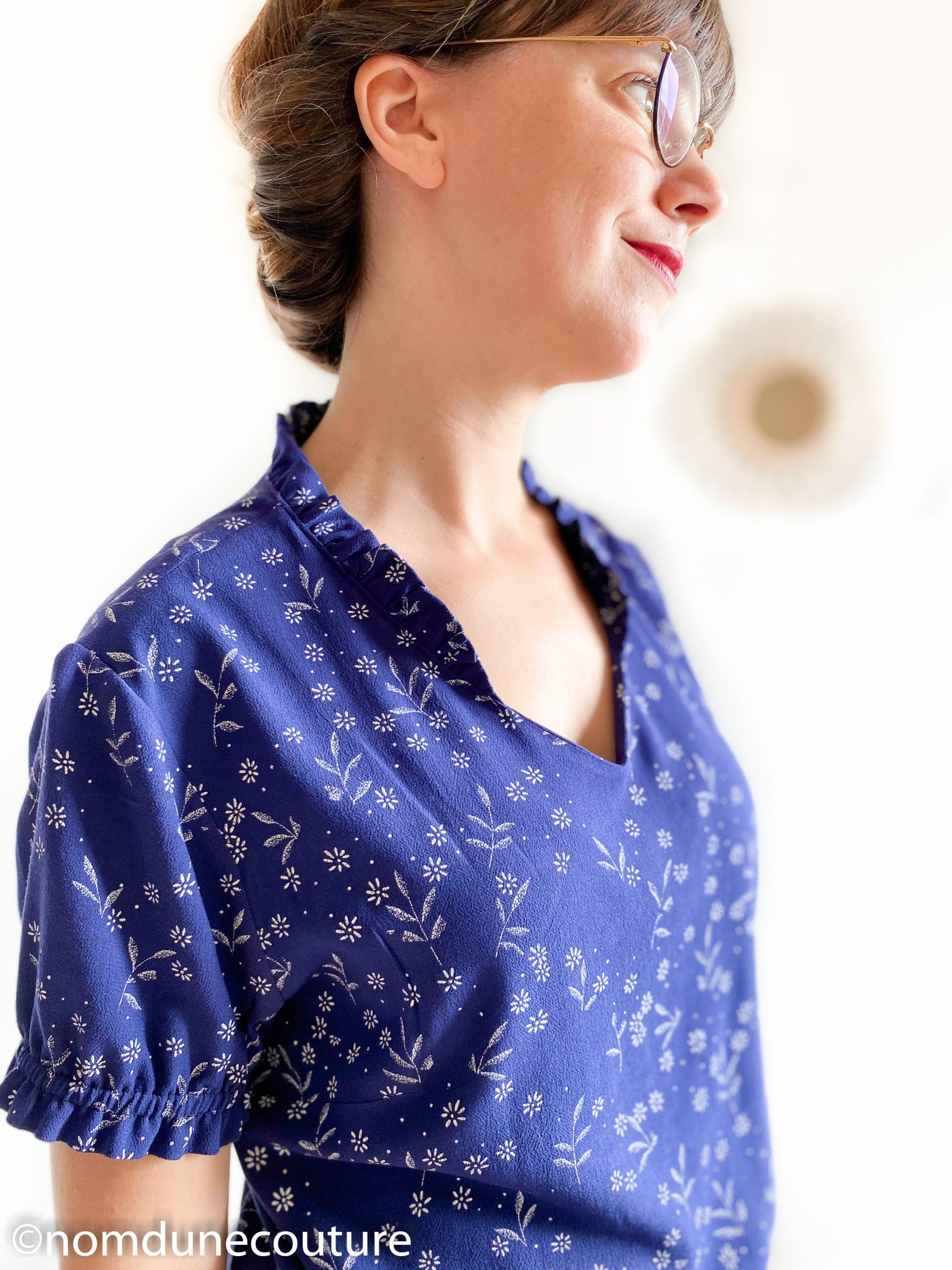encolure robe divine dress your body