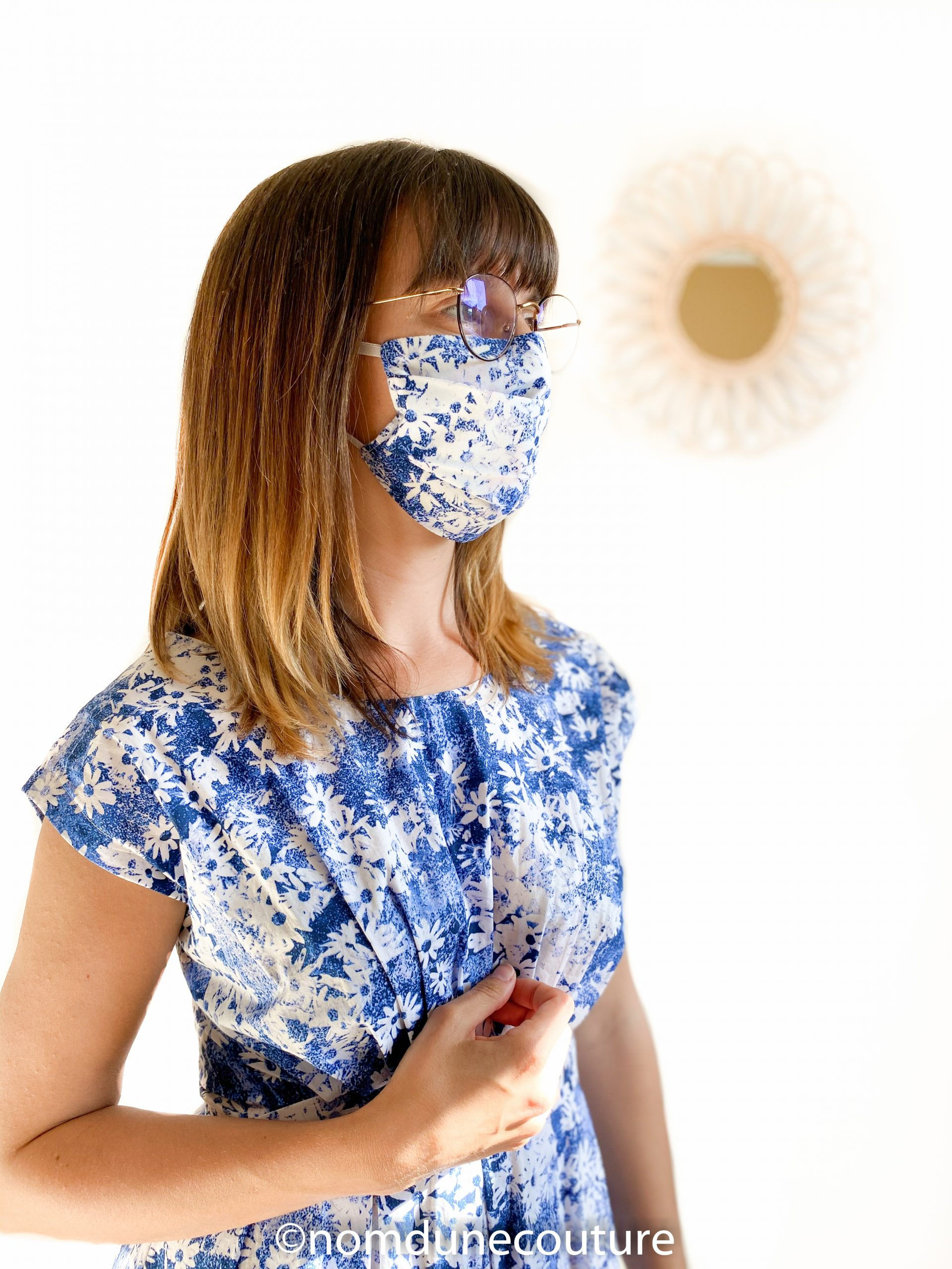 masque afnor en 5 minutes