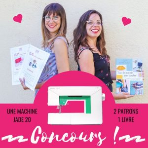 concours machine a coudre jade 20