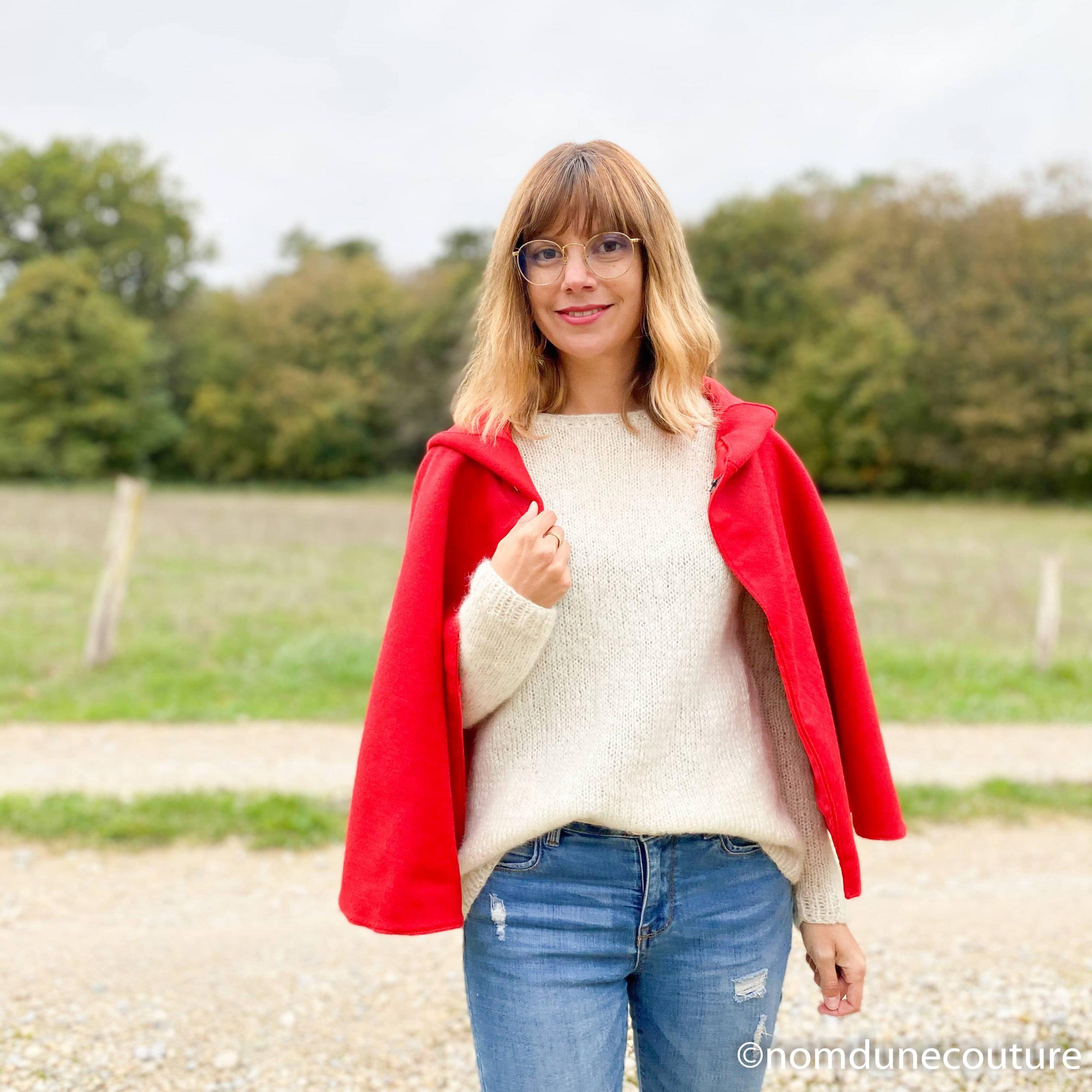 comment porter une cape rouge