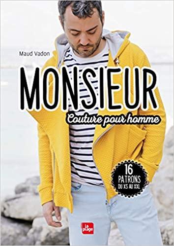 livre couture monsieur couture pour homme