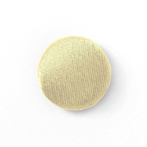 bouton recouvert satin duchesse doré