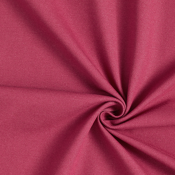 jean stretch couleur framboise baie