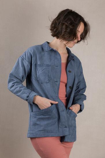 patron de couture de la veste Julien Ready to Sew