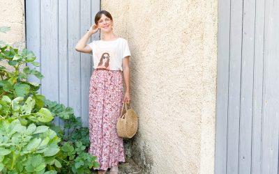Jupe Carmen – Box couture 07/21 Mouna sew