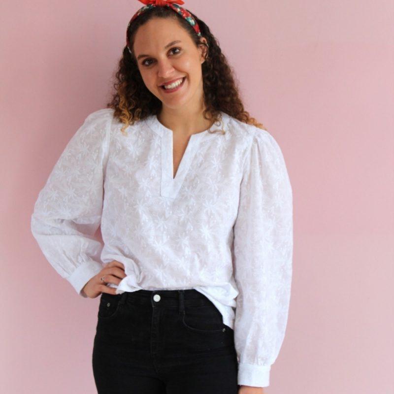 blouse rachel makerist
