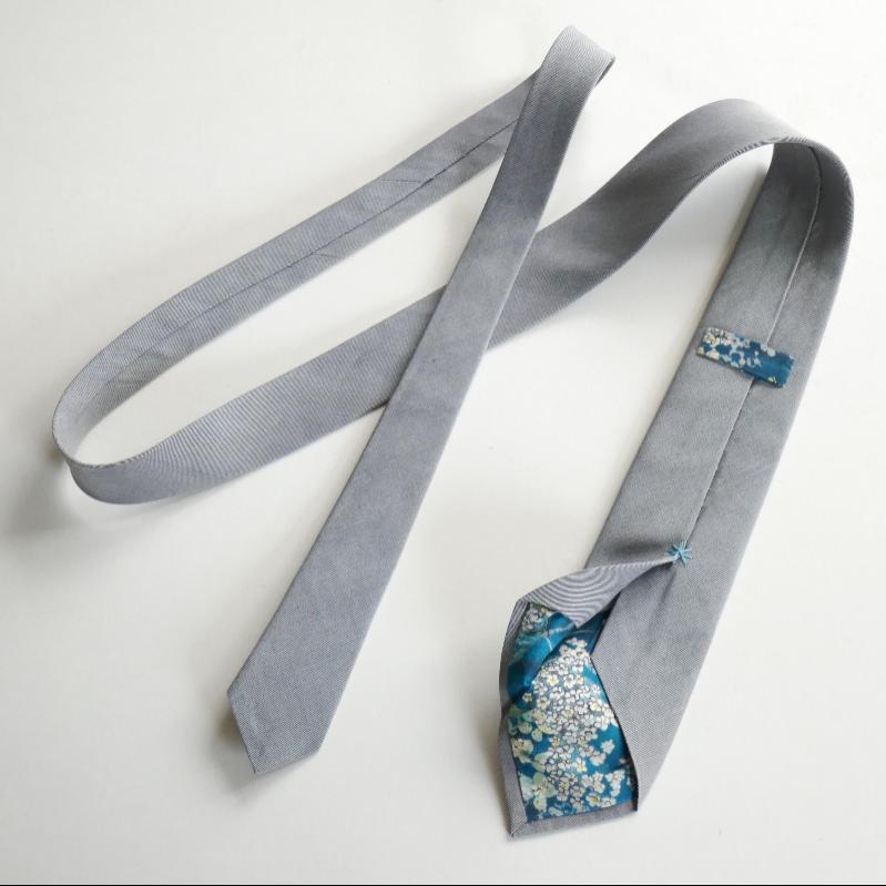 cravate 7 plis Petit d'om