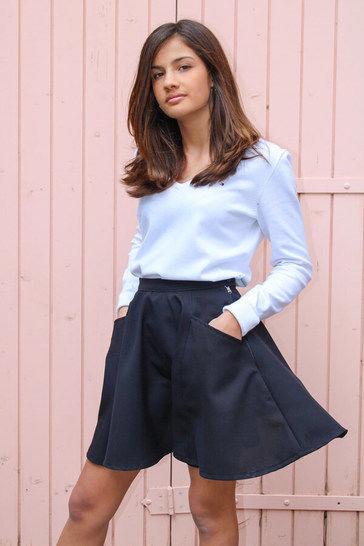 patron de couture jupe I am Cindy mini I am patterns