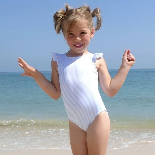Patron de couture maillot de bain fille Olita Petit d'Om