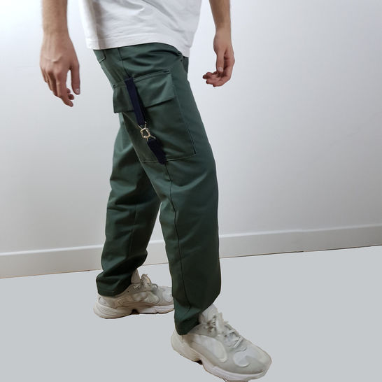 Patron de couture pantalon Cargo Pant Maison Barbaro
