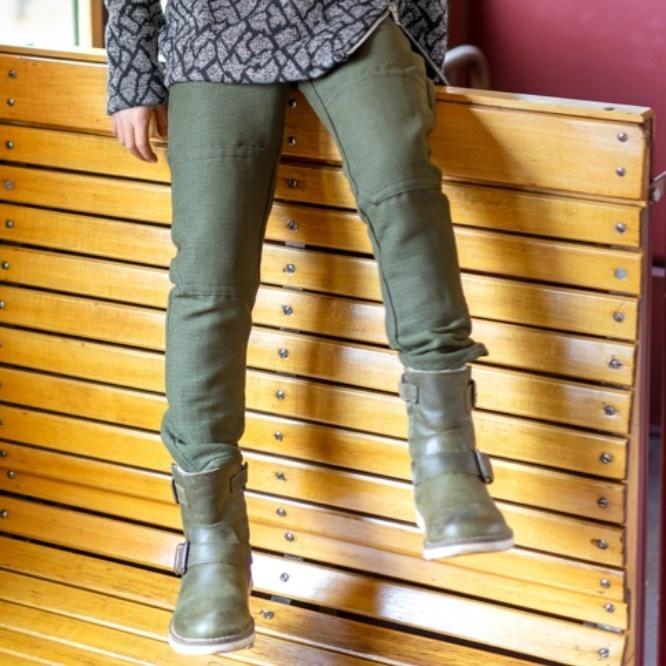 Patron de couture pantalon Levi Made by Oranges
