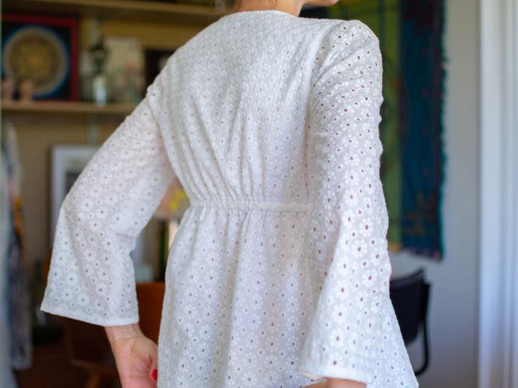 Patron de couture robe Lauren Kaleiko éditions