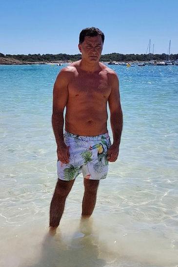 Patron de couture short de bain homme Svim Smalino