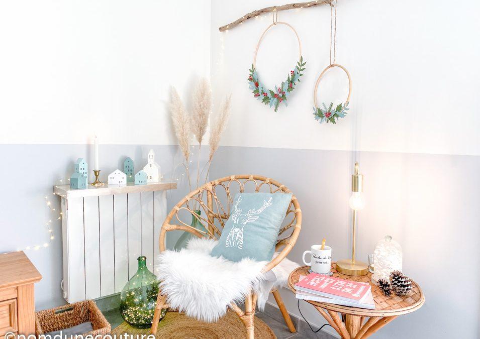 Créer un coin cosy pour l'hiver avec la Cricut Maker (6 tutos)